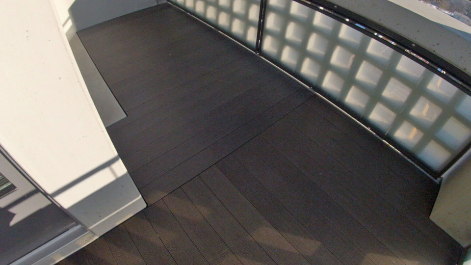 wpc diele eco deck slim wooden tec deutschland. Black Bedroom Furniture Sets. Home Design Ideas